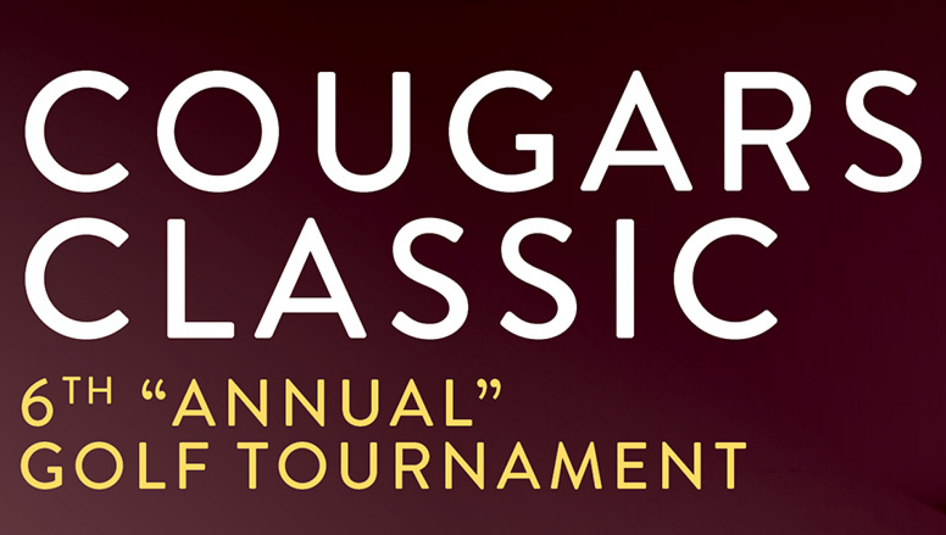 Cougars Classic 2021