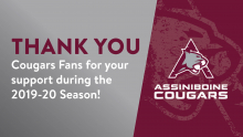 Thank you cougars fans